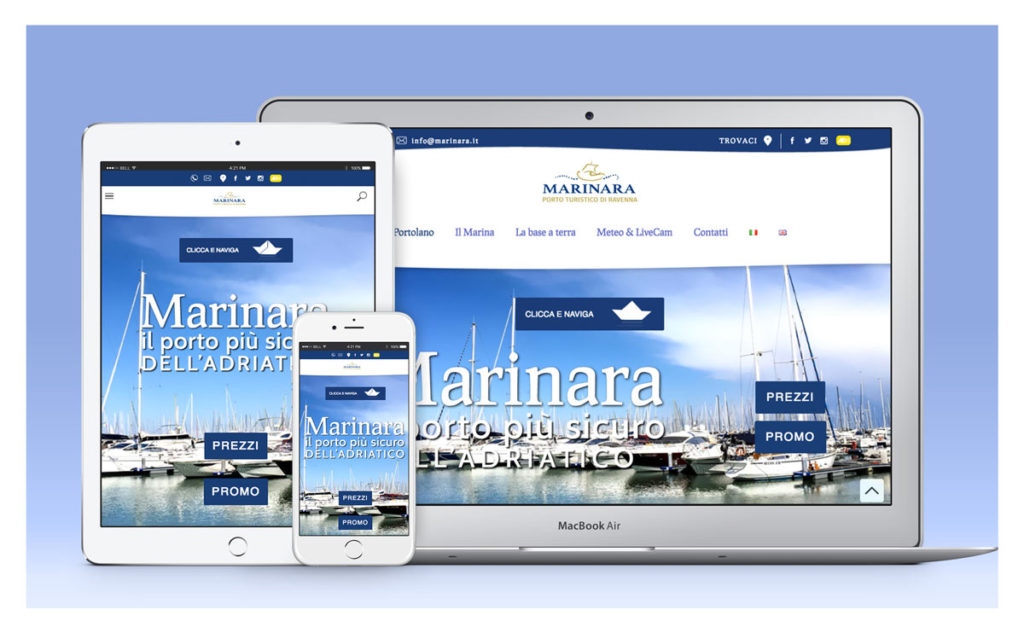 Marinara Porto Turistico Ravenna
