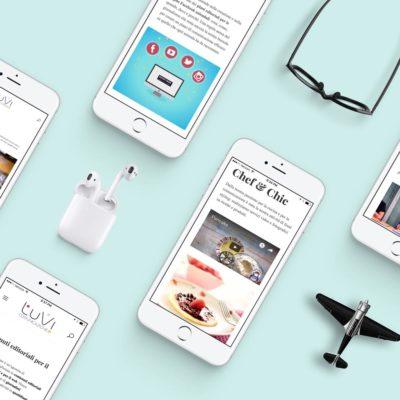 LuVi Comunicazione web design