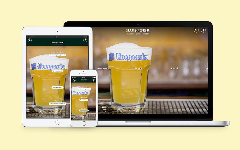 Haus Bier Alfonsine sito Web