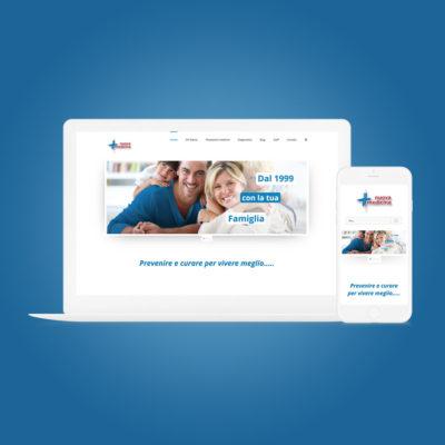 Poliambulatorio Nuova Medicina Web Design