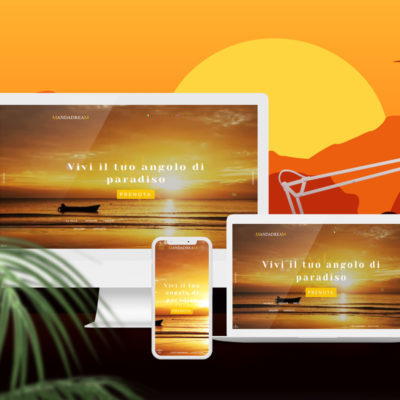 Sviluppo sito web case vacanza Kenya Africa